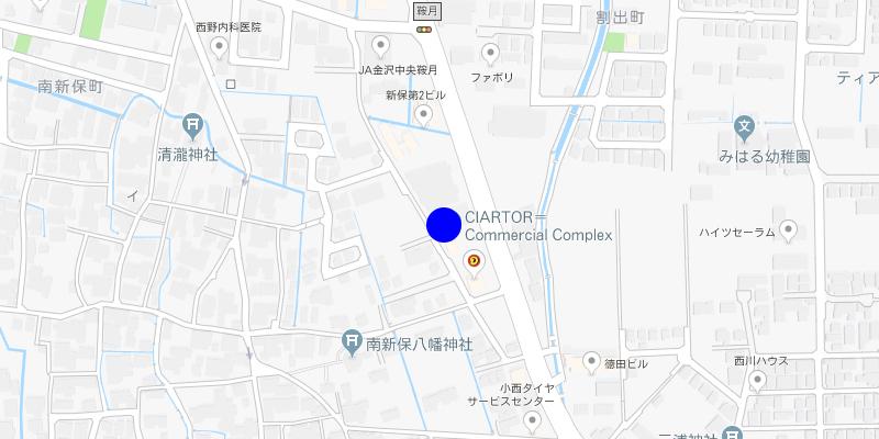 ciartor-map